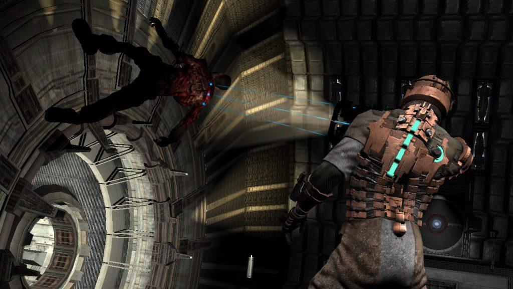 Dead Space podstawowy pistolet