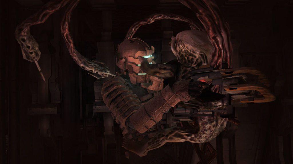 Dead Space brutalne zgony