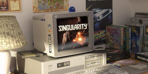 Gry stare, ale ciągle jare [#5] - Singularity