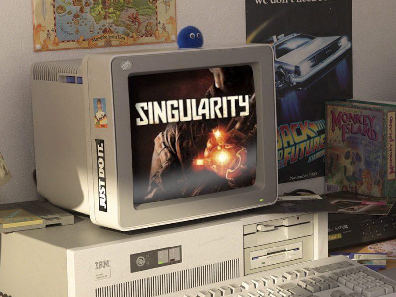 Gry stare, ale ciągle jare [#5] – Singularity