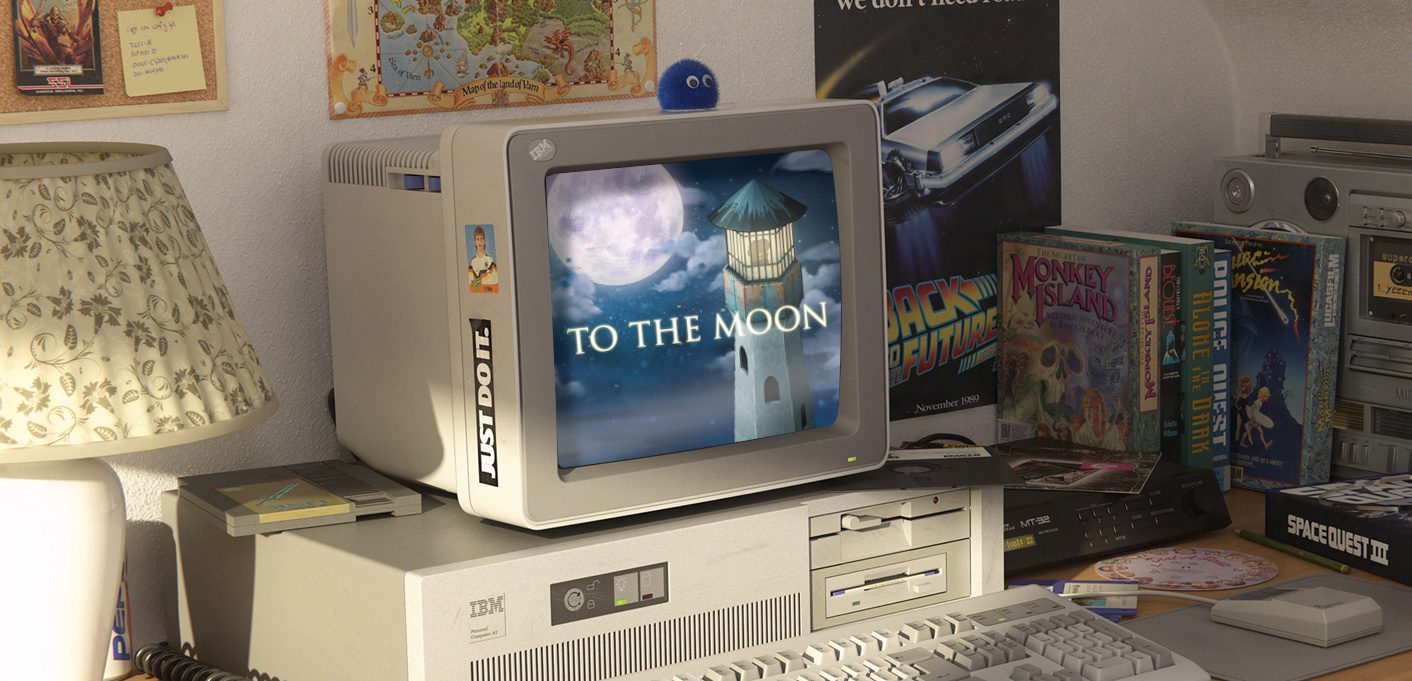 Gry stare, ale ciągle jare [#3] – To the Moon