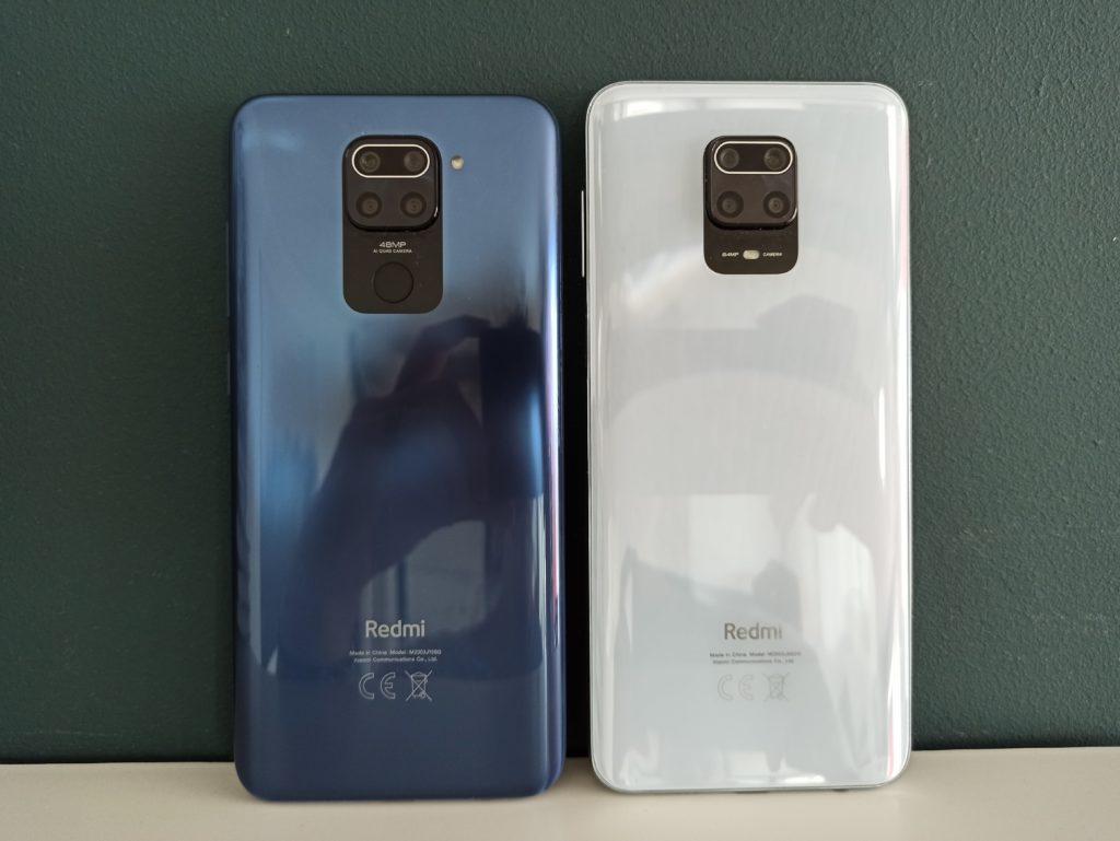 Redmi Note 9 i Note 9 Pro