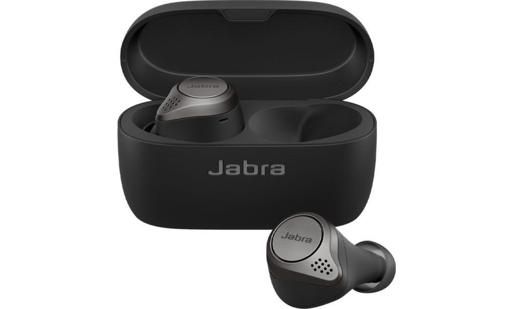 słuchawki Jabra Elite 75t w etui