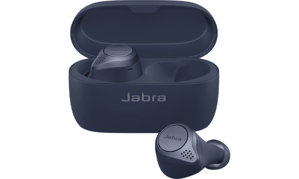 słuchawki Jabra Elite Active 75t w etui