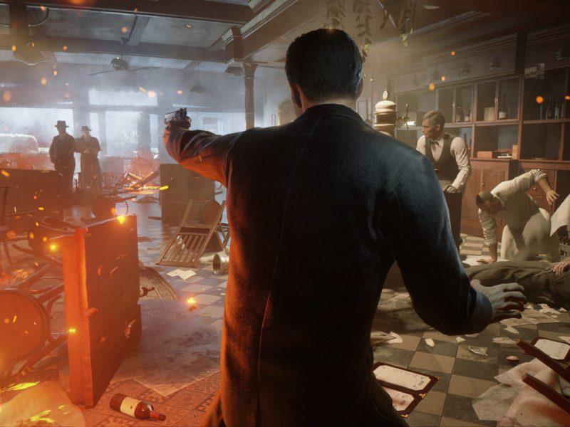 Gameplay z Mafia: Edycja Ostateczna – powrót do Lost Heaven po latach