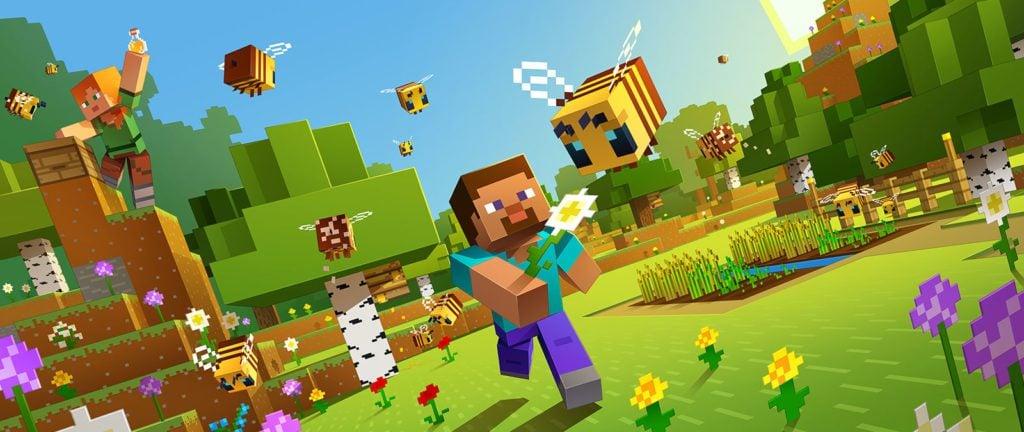 Minecraft mods top background