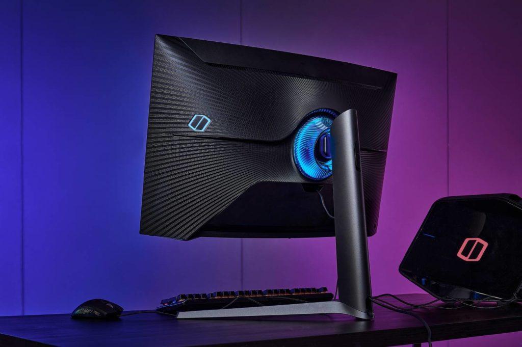 Monitor Odyssey-G7-tył