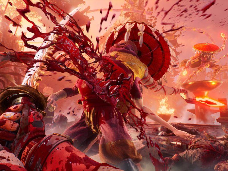 Długi gameplay z Shadow Warrior 3 – gdyby Doomguy miał śmieszkowego kuzyna