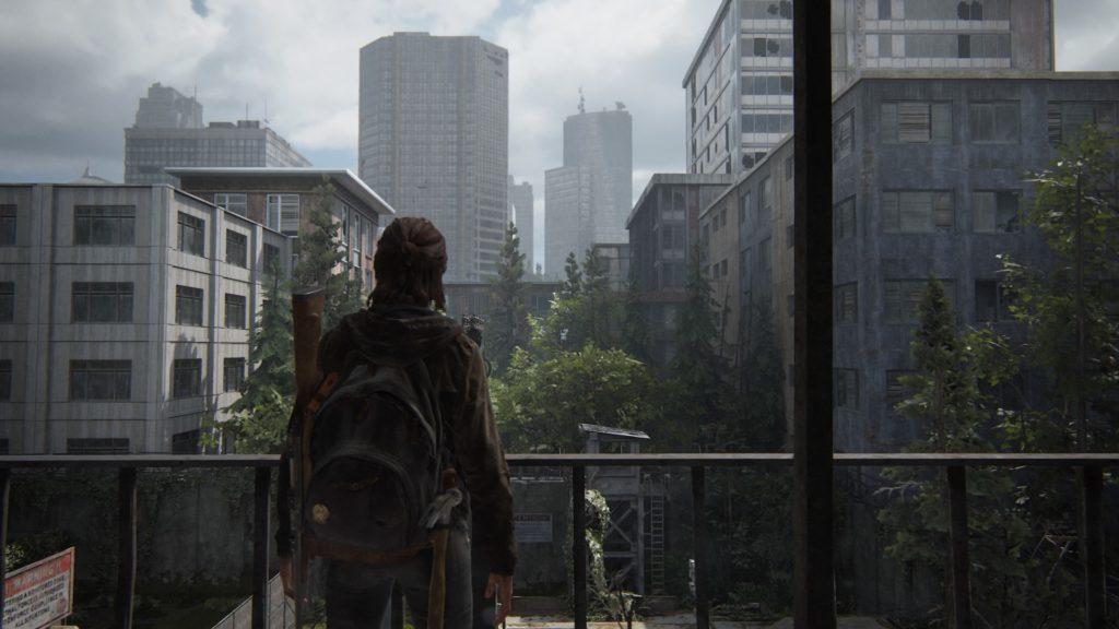 The Last of Us Part II gra