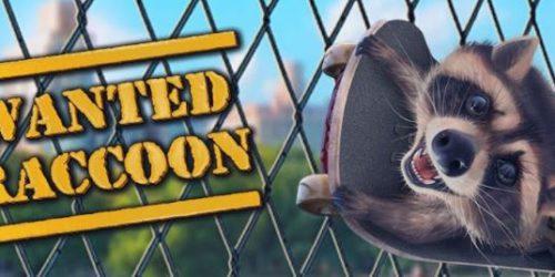 Wanted Raccoon - szopi ruch oporu