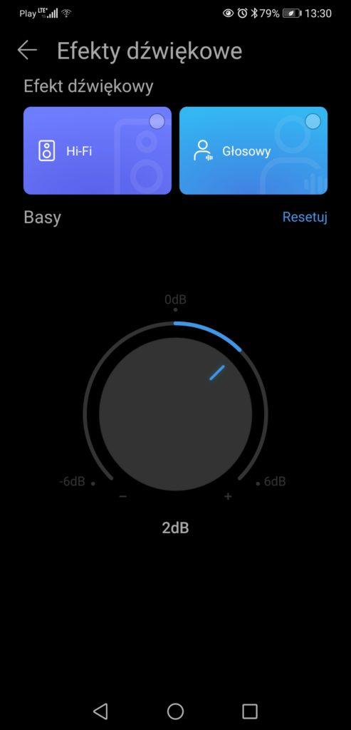 Aplikacja AI Life Efekty dźwiękowe