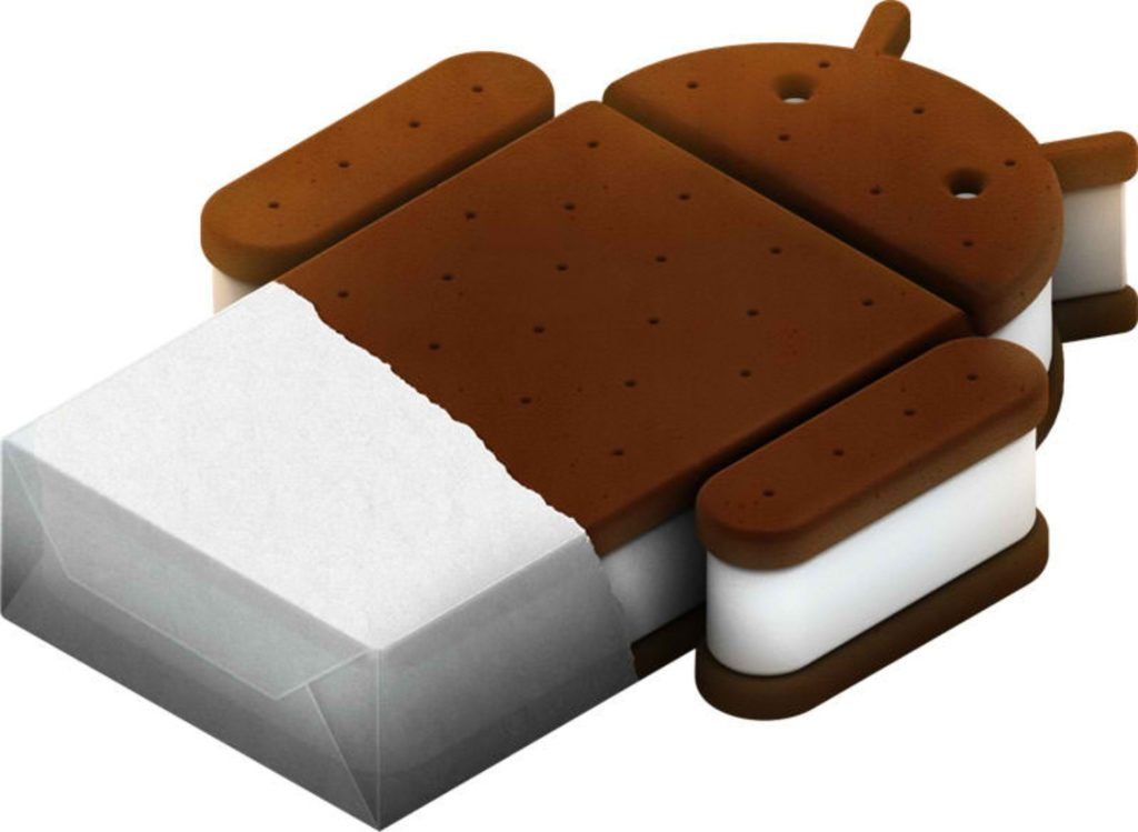 Android Ice Cream Sandwich ikona