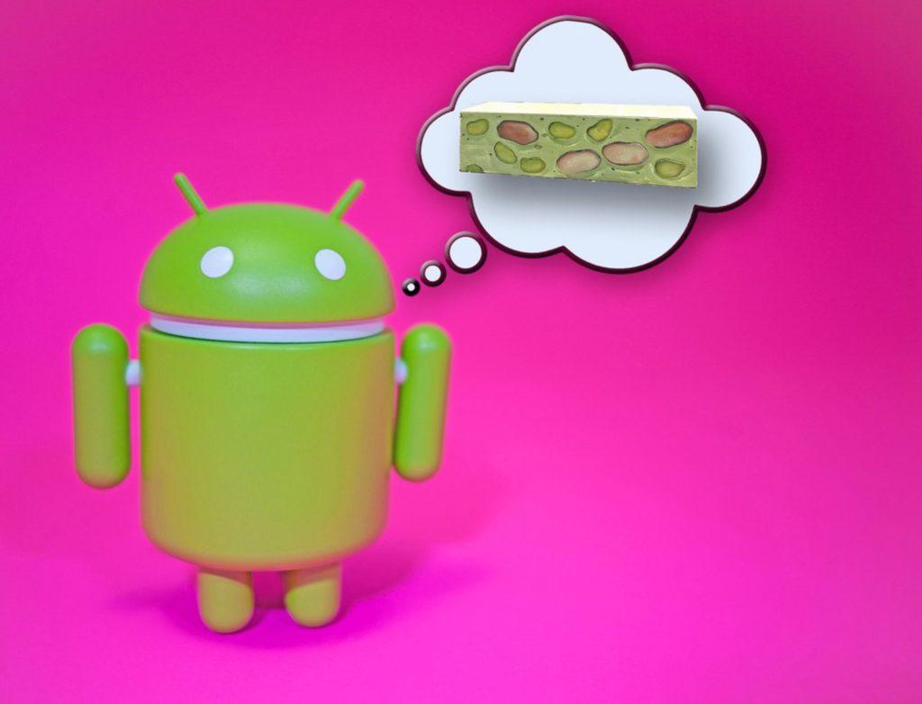 Android Nougat obraz