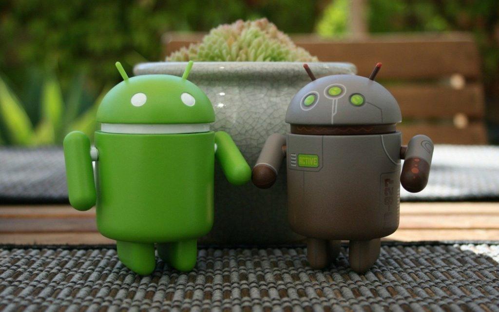 Android figurki