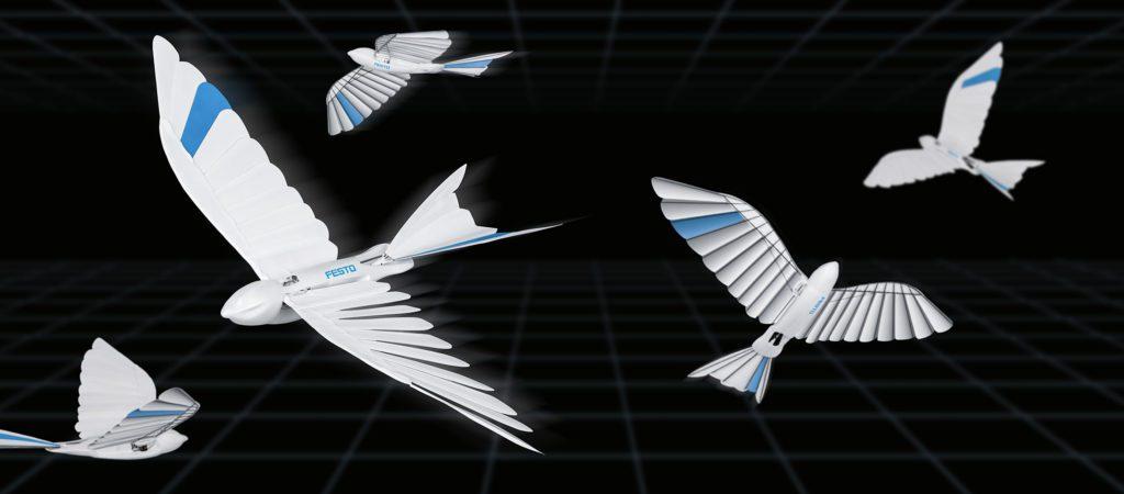 Bioniczny ptak bionicswift
