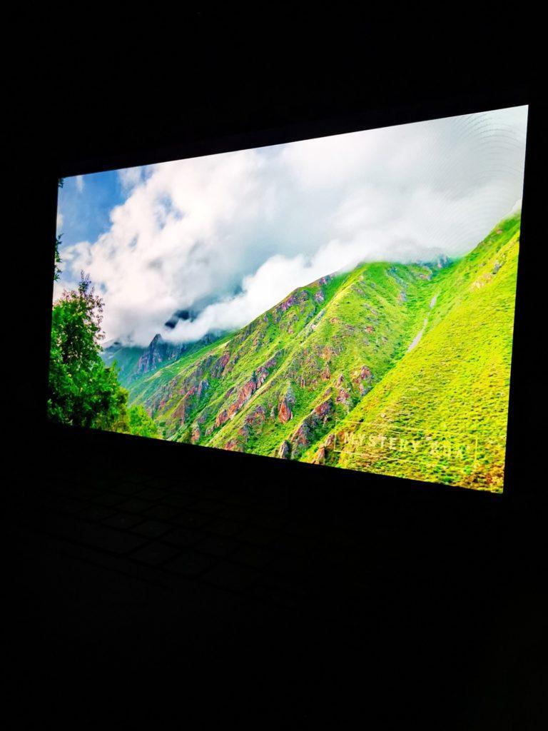 Dell XPS 15 9500 kąty widzenia matrycy IPS