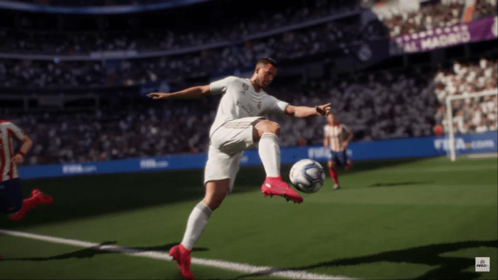 Eden Hazard Fifa 21