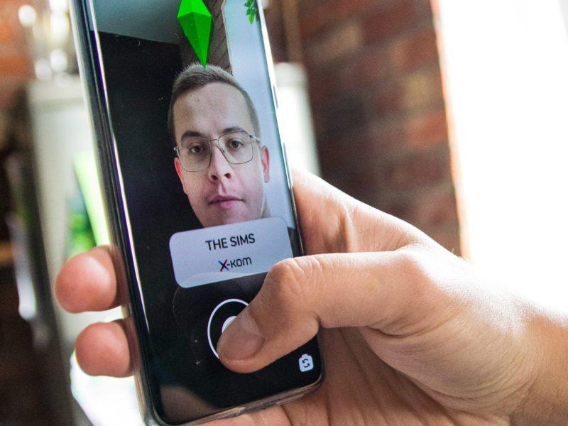 Efekty AR na Instagramie powiedzą Ci, kim jesteś – x-kom też taki ma