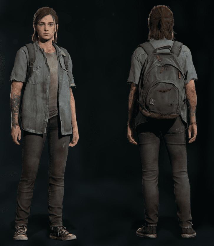 wygląd Ellie