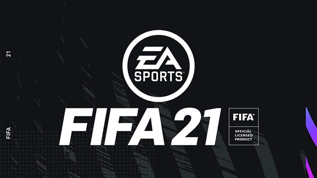 FIFA 21 logo gry