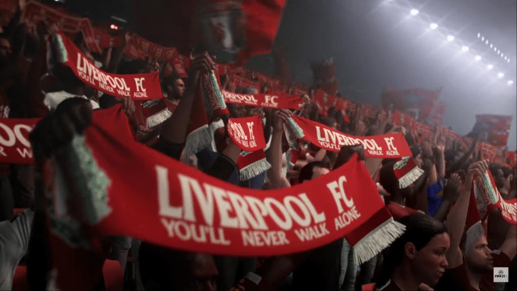 FIFA 21 - Liverpool