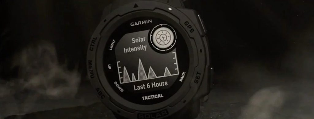 garmin instinct solar tactical edition ciemnozielony