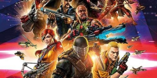 "Yo Joe! Szykuje się nowa gra z universum ""G.I. Joe"" – ""Operation Blackout"" – od Maximum Games"