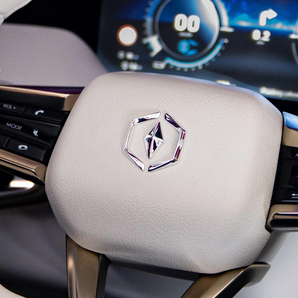 logo samochodów izera