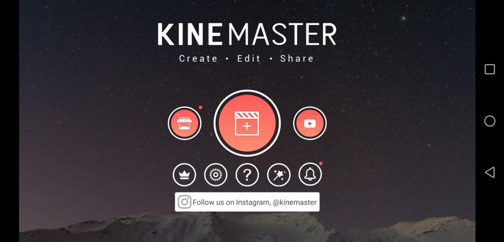kinemaster aplikacja android ios