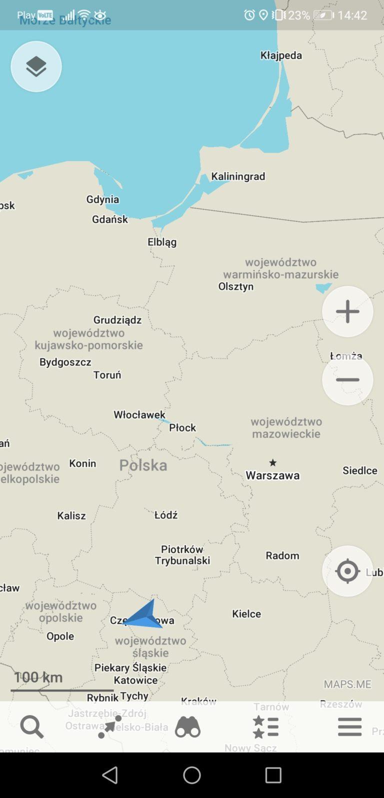 maps.me aplikacja android ios
