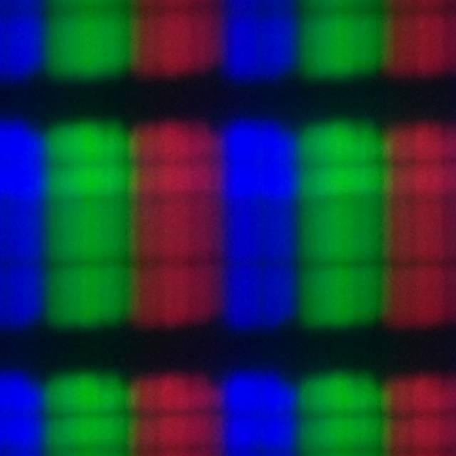 układ pikseli matrycy sony kd-55xh9505