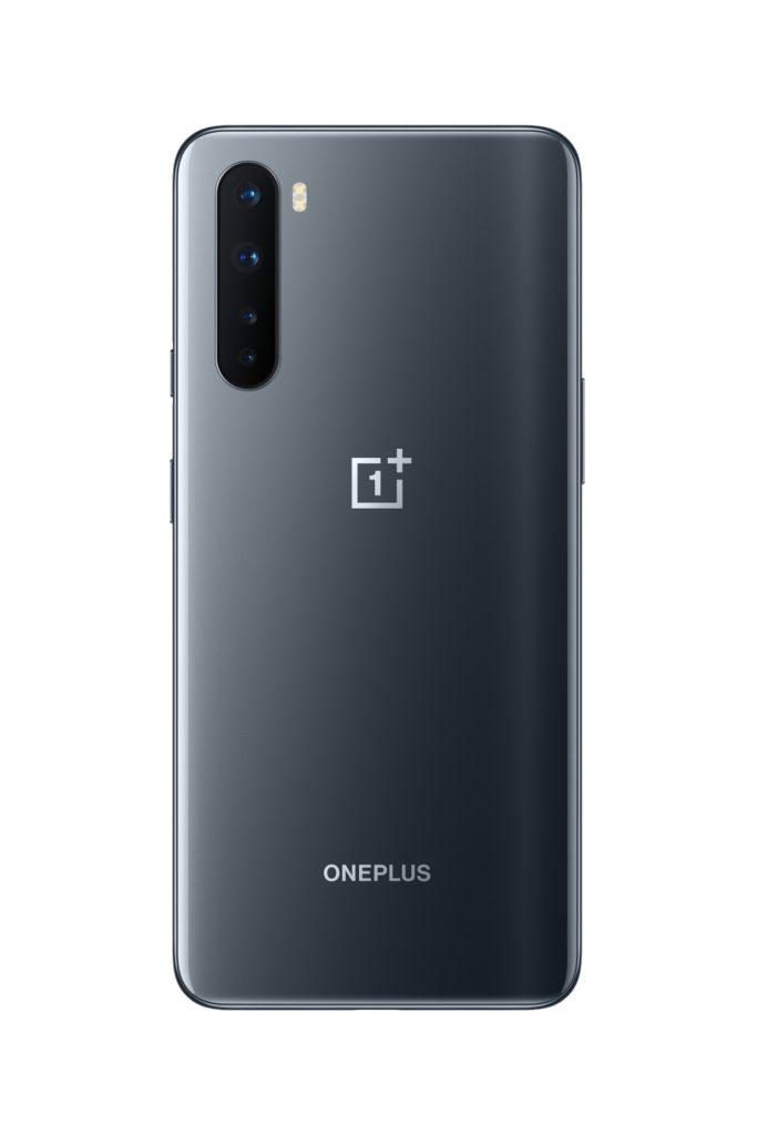 OnePlus Nord szary aparat 48 Mpix