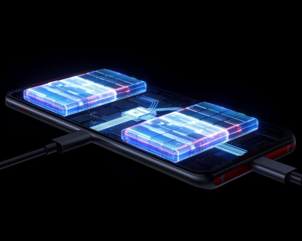 podwójne ładowanie legion phone duel