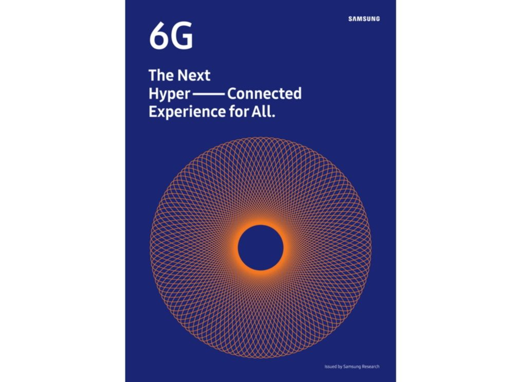 Samsung 6G The Next Hyper-Connected Experiences for All
