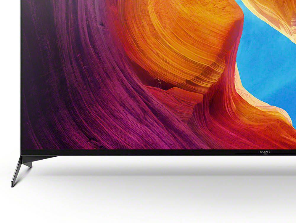 design telewizora sony kd-55xh9505