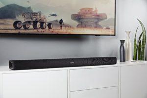 soundbar denon w salonie