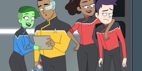 """""""Star Trek: Lower Decks"""" – """"Star Trek"""" wraca do animacji"""