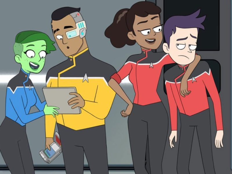 """Star Trek: Lower Decks"" – ""Star Trek"" wraca do animacji"