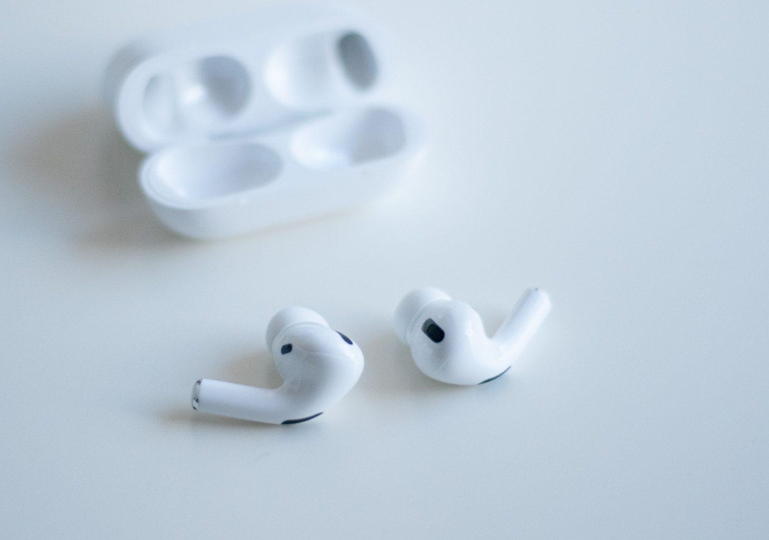 słuchawki bezprzewodowe apple