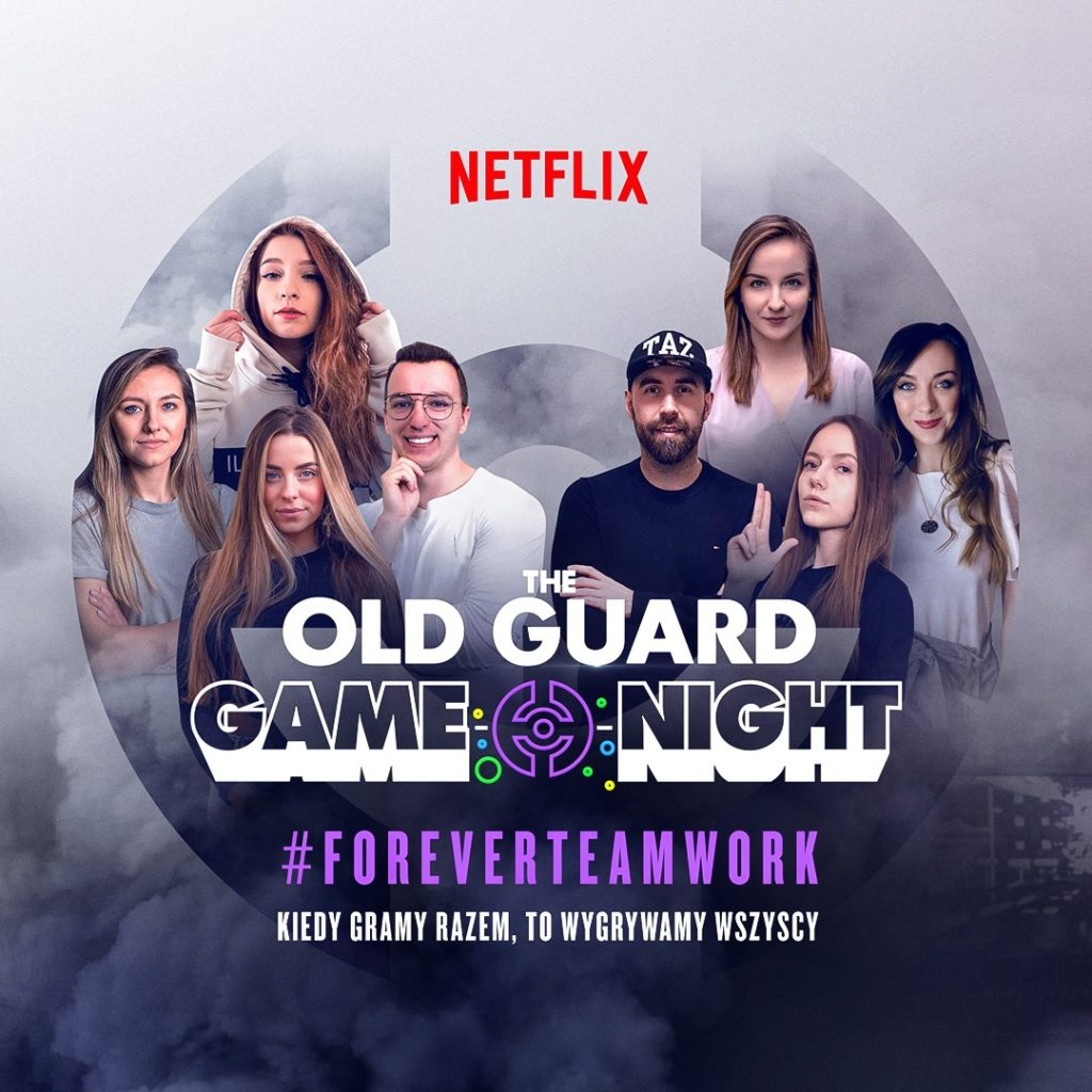 the old guard game night