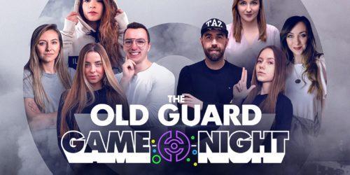 The Old Guard Game Night, czyli gamerki w natarciu