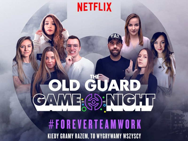 The Old Guard Game Night, czyli gamerki w natarciu