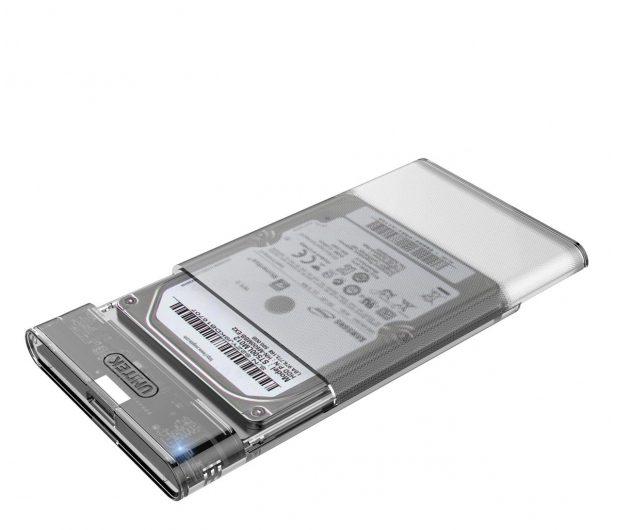 Obudowa do dysku 2,5 cala z USB