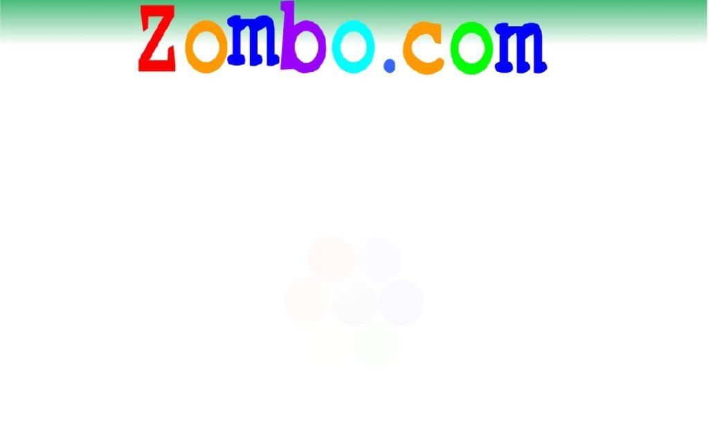 dziwna strona w internecie - zombo.com