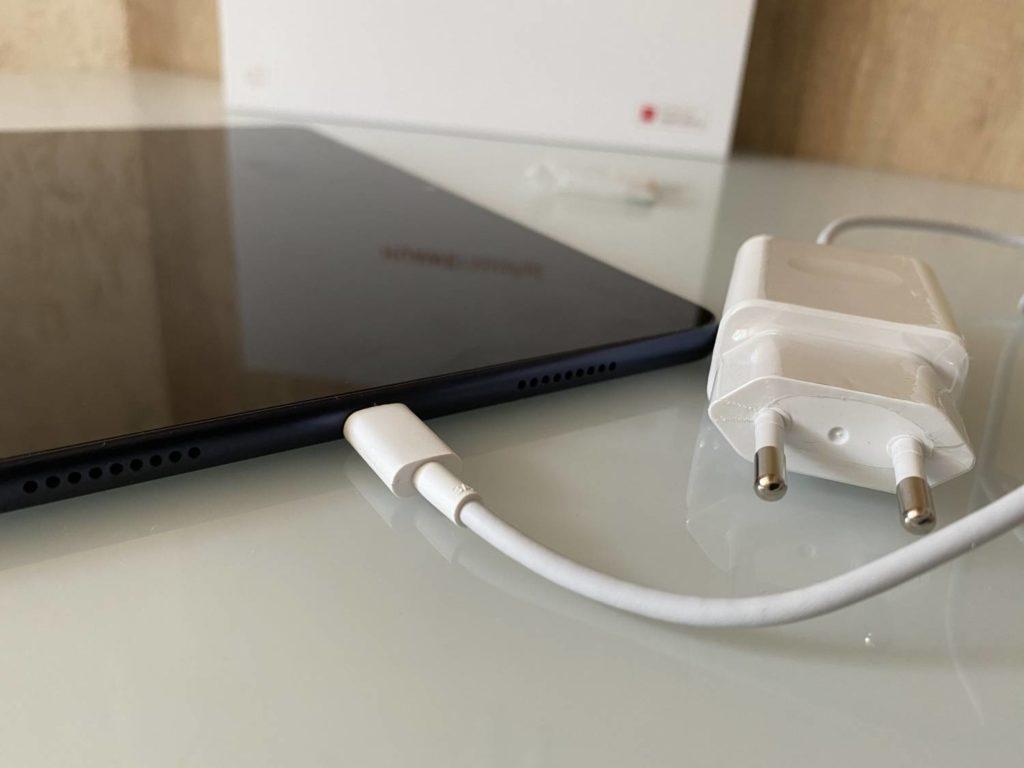 ładowanie Huawei MatePad