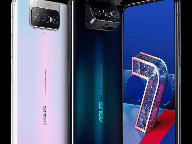 Obracany potrójny aparat w nowym ASUS Zenfone 7. Co czyni go tak wyjątkowym?
