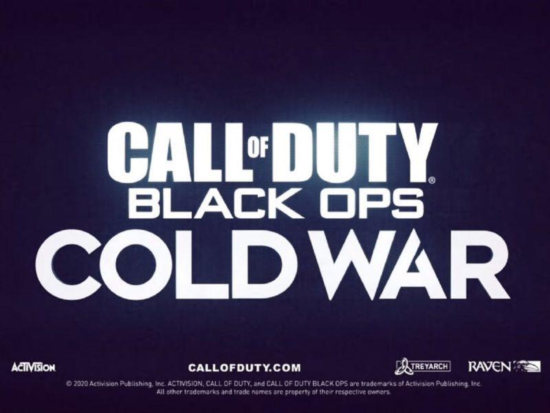 Call of Duty Black Ops: Cold War – pojawił się teaser i zapowiedź pokazu