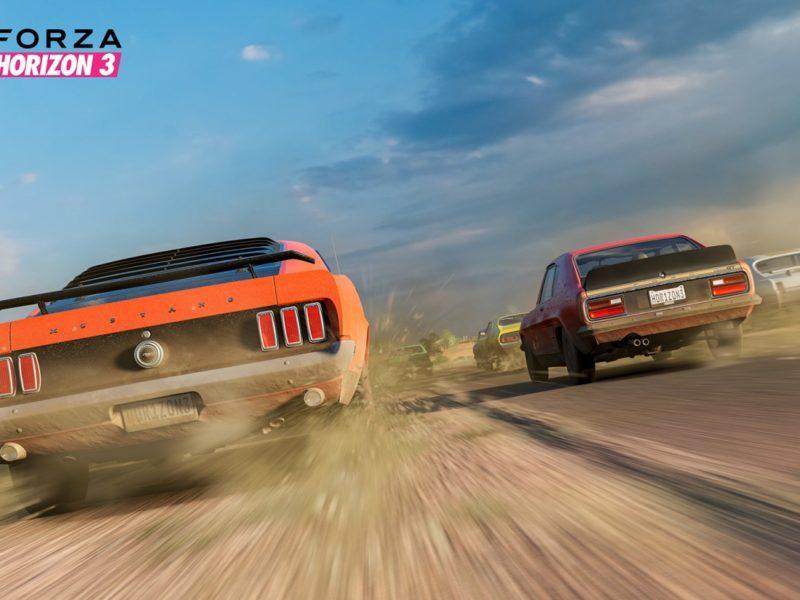 Forza Horizon 3 zostanie wycofana z cyfrowej dystrybucji