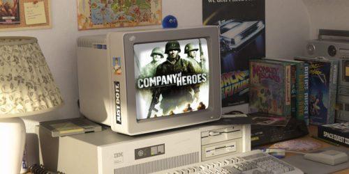 Gry stare, ale ciągle jare [#9] - Company of Heroes