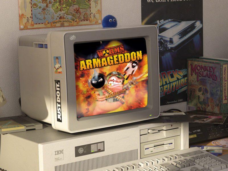 Gry stare, ale ciągle jare [#10] – Worms Armageddon